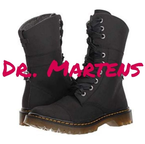 2bf554ad1e4 Dr. Martens Yuba Fold Down Combat Boots